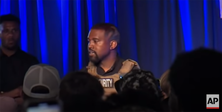 I Almost Killed My Daughter Kanye West Laments In Anti Abortion Declaration At Campaign Rally The Christian Post