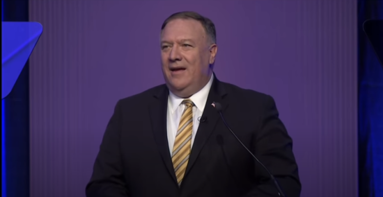 Mike Pompeo Speaking at the Family Leadership Summit, July 17, 2020