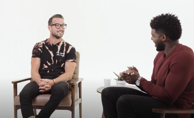 "WATCH: Pastor Carl Lentz Says 'Churches Might be One of the Biggest Propagators of Racist Ideology in America' in Latest Episode of Emmanuel Acho's ""Uncomfortable Conversations With a Black Man"""
