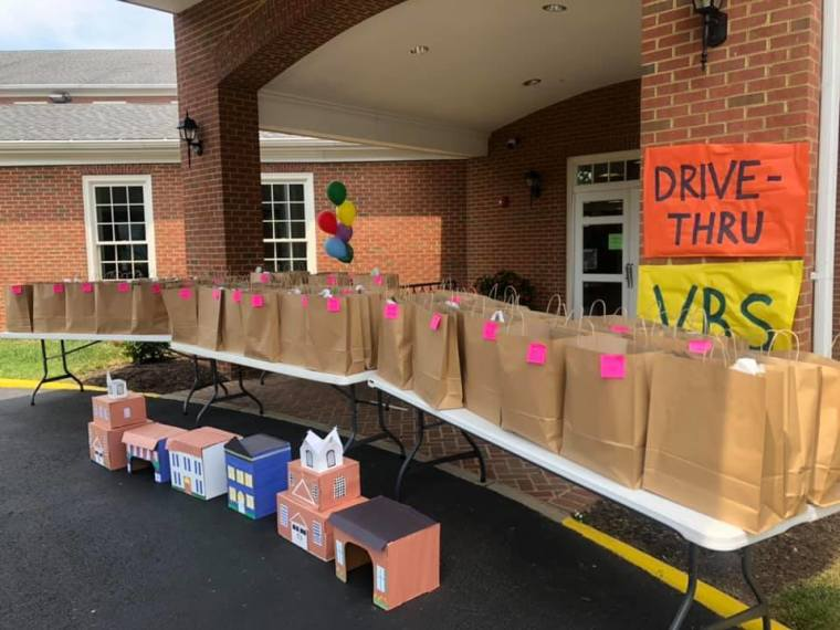 Churches Seeing 'Greater Family Involvement' With Drive-Thru Vacation Bible School Summer Programs