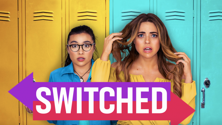"Former Fashion Model Nicole Weider Hopes New Film ""Switched"" Will Encourage Young People to Stop Bullying Each Other and 'Lead With Love'"
