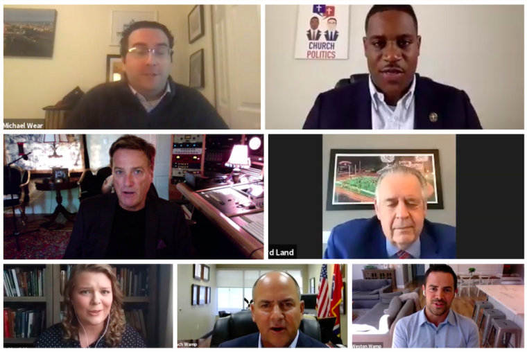 WATCH: Influential Christian Leaders Discuss the Importance of Bearing Gospel Witness and Christ-Centered Political Engagement Ahead of 2020 Election
