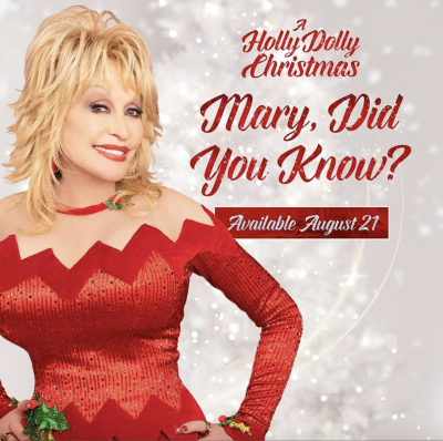 2020 Christmas Albums Christian Dolly Parton releases 'Mary, Did You Know?' ahead of new Christmas