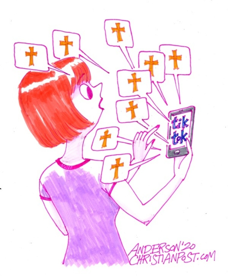 TikTok Evangelism Changes an Atheist's Life!