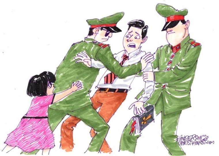 China's Christian Children in the Crosshairs
