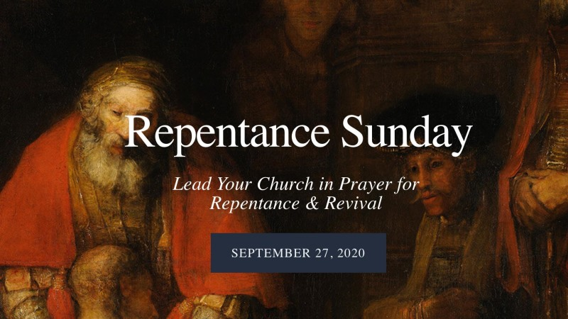 Thousands of Churches Across the U.S. to Gather for Prayer on Repentance Sunday