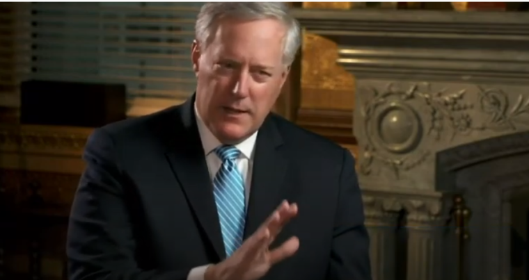 Mark Meadows at 2020 Values Voter Summit