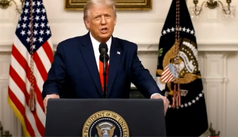 Trump at 2020 Values Voter Summit