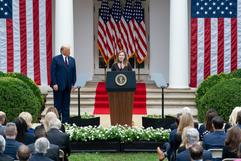 Jim Denison on Judge Amy Coney Barrett is an Example of Civility and How Christians Should Act During Tumultuous Election