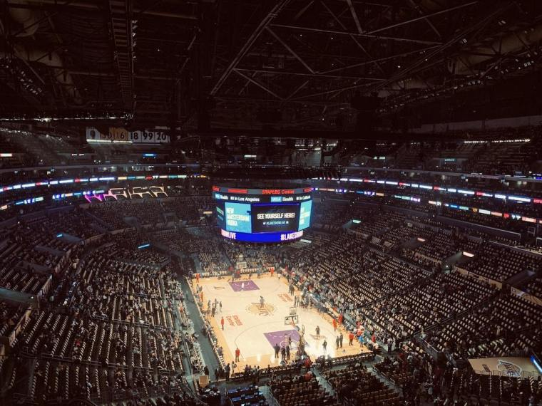 Lakers, NBA, staples center