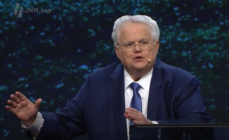 John Hagee Ministries Says He is Taking Coronavirus Vaccine After He Was Hospitalized With Virus Last November