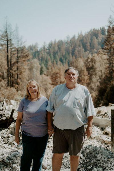 Dan and Rochelle Kelly