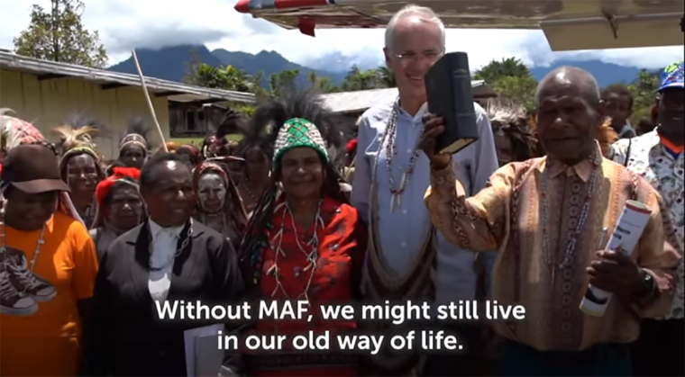 Yali Tribe of Papua New Guinea That Once Killed Two Missionaries Receives 2,500 Bibles and is Now Sharing the Gospel