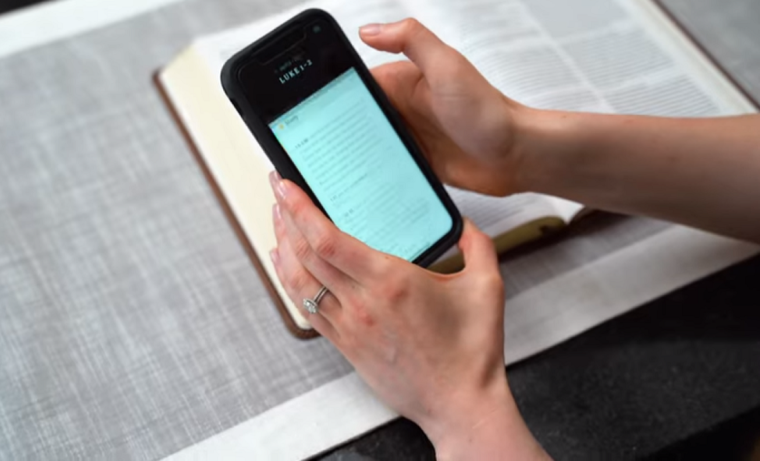 Tyndale Partners With App Developer to Work on New Line of Bibles Compatible With 'Game-Changing' Mobile App
