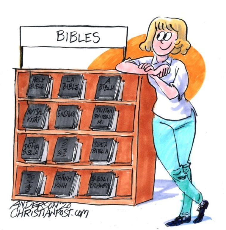 Reading the Bible -- In Any Language!