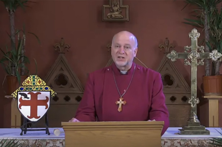 Bishop William Love