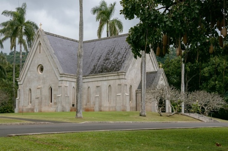 Hawaii chapel