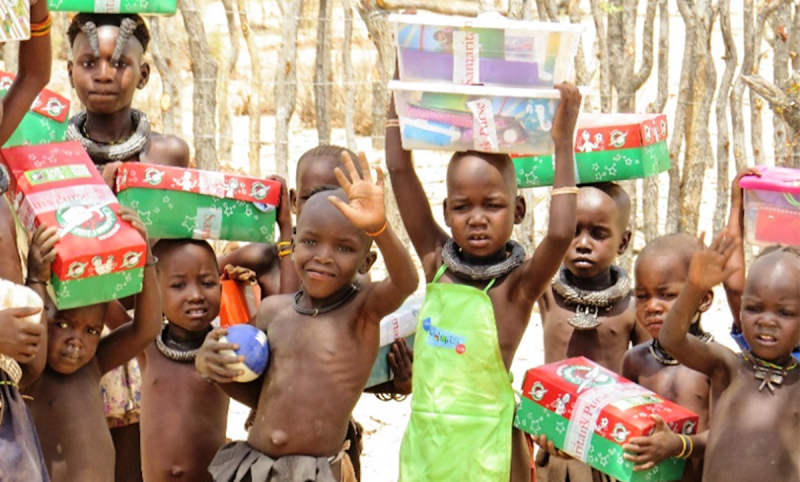 Edward Graham Says Operation Christmas Child's Shoebox Gifts Are Reaching Millions Around the World With the Gospel