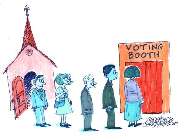 How Christians Can Prepare for the Voting Booth