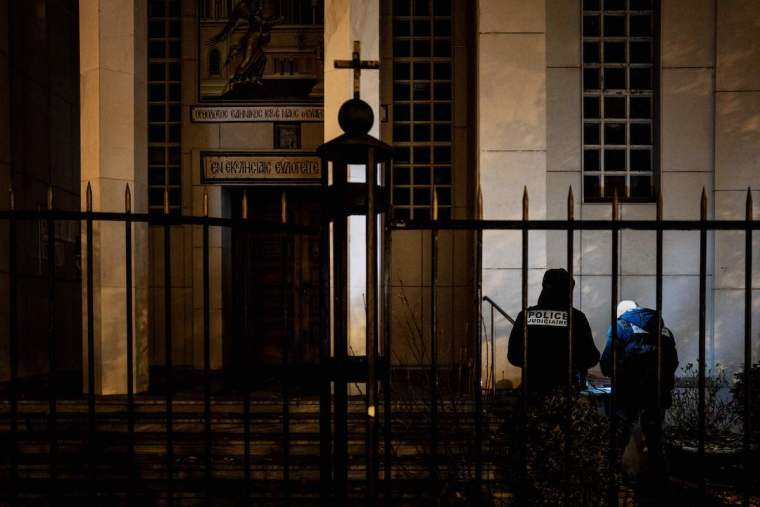 Pastors in France are fearful and anguished after Orthodox priest was shot in church