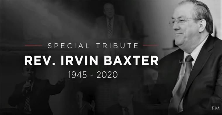 Irvin Baxter