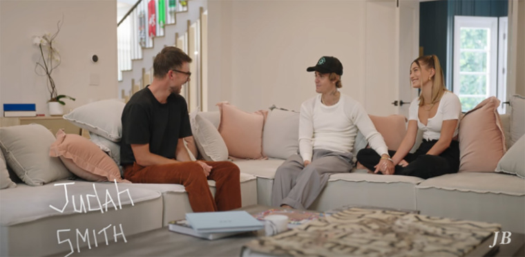 "WATCH: Pastor Judah Smith Gives Justin and Hailey Bieber Marriage Advice in New YouTube Series ""Next Chapter"""