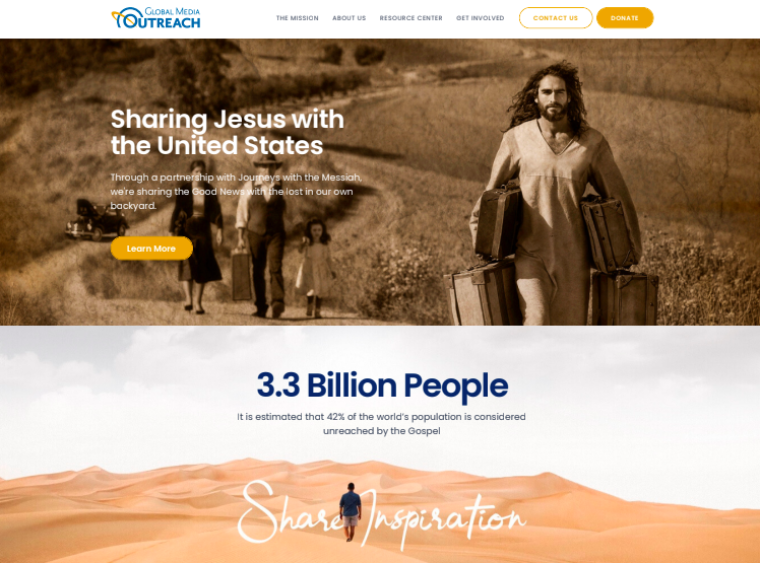 """Something Better"" Campaign Brings the Gospel to Millions Through Online Evangelism"