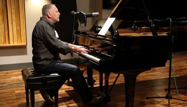 Dennis Jernigan at Piano