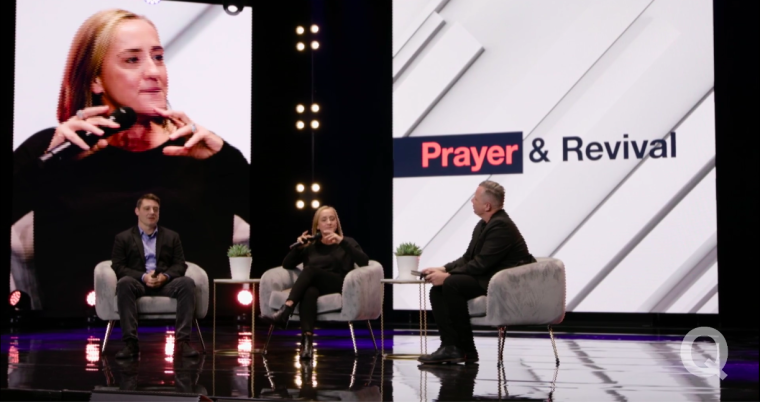 Christine Caine Says Churches Have Replaced Prayer With 'Coolness, Skinny Jeans, and Smoke Machines' and No Longer Have Any Power in the World