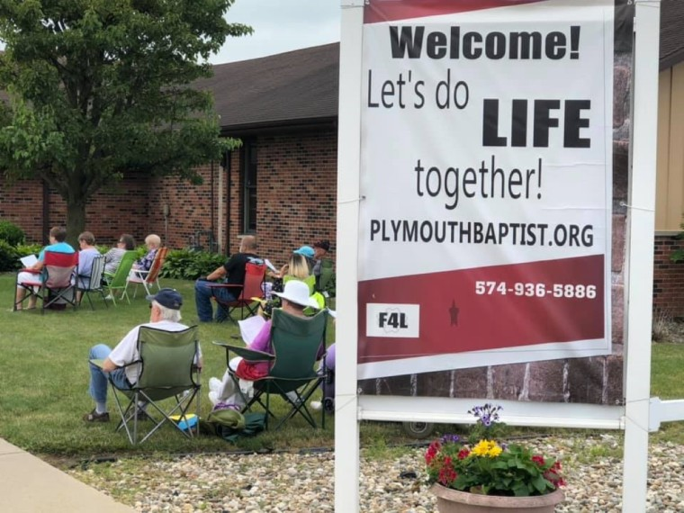 Plymouth Baptist Church