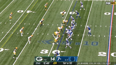 colts vs packers