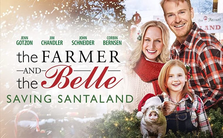 "Christmas Film ""The Farmer and the Belle"" Highlights Importance of Inner Beauty, God-Given Value, and the Power of Faith and Family"