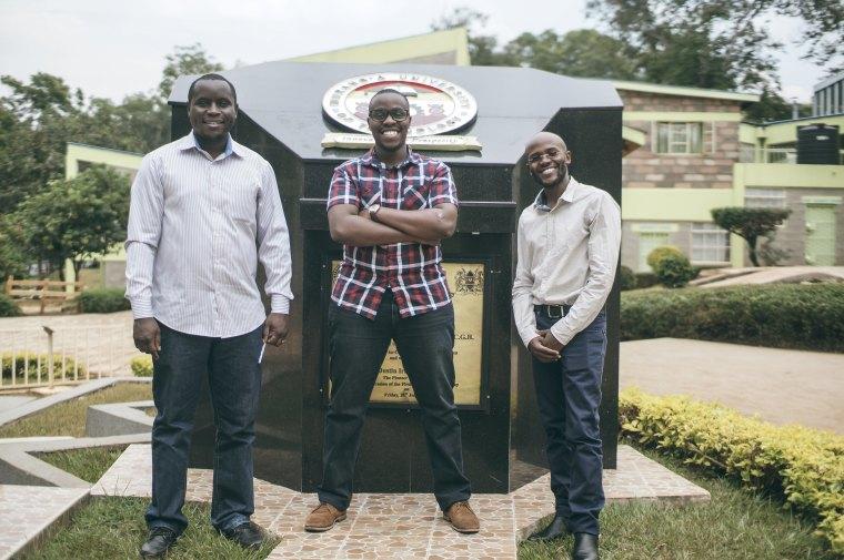 Felix Sumba, Kevin Muriithi, Bill Dindi Apologetics Kenya