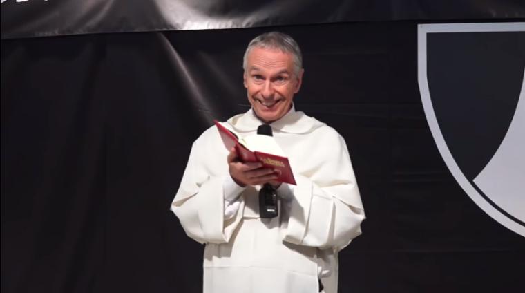 Father François-Marie Dermine