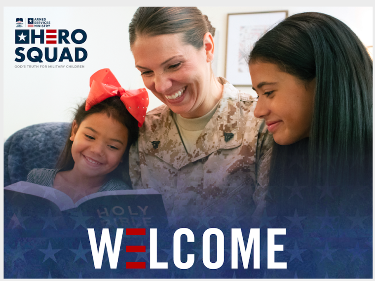 "American Bible Society Sends Gift Boxes and Bibles to Military Children Struggling With Loneliness and Isolation Through ""Hero Squa"