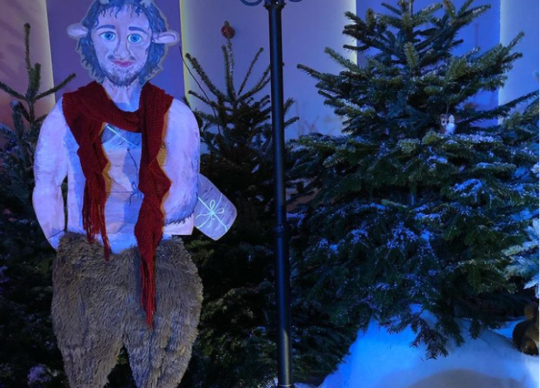 UK Church Transforms Into Narnia to Share the Gospel During Christmas Season