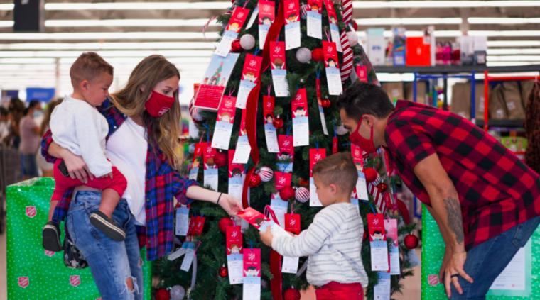 Why Alexa and Carlos PenaVega Make Charitable Giving During the Christmas Season a Family Affair