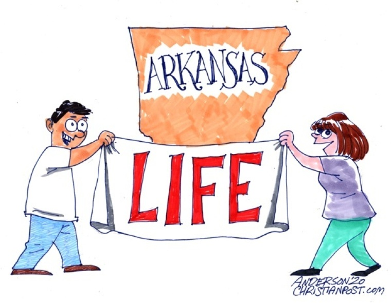 In a victory for the pro-life movement, a federal court has allowed abortion restrictions in Arkansas to take effect, denying the request of pro-abortion groups seeking to invalidate the laws. The American Civil Liberties Union and the Center for Reproduc
