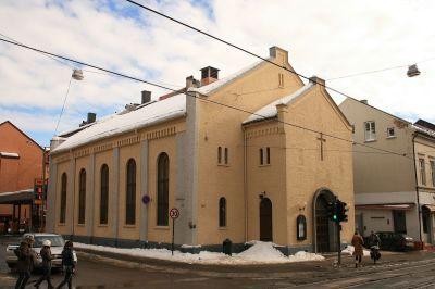 First methodist church of oslo