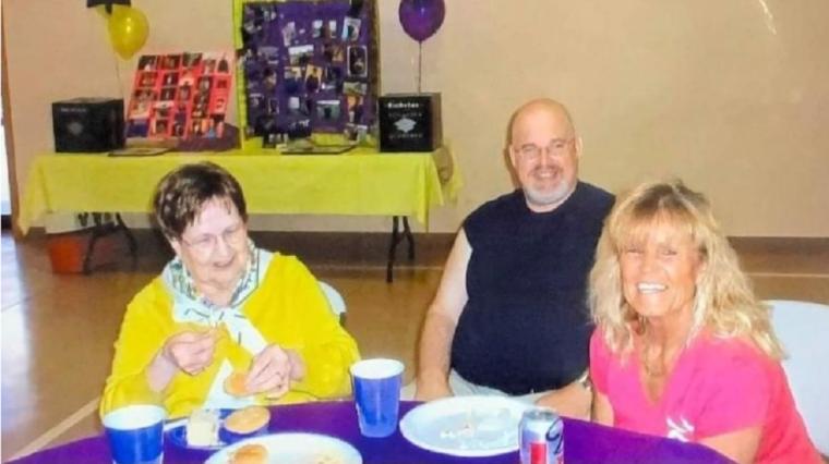 Jim Applegate, Patricia Applegate, MaryJane Applegate