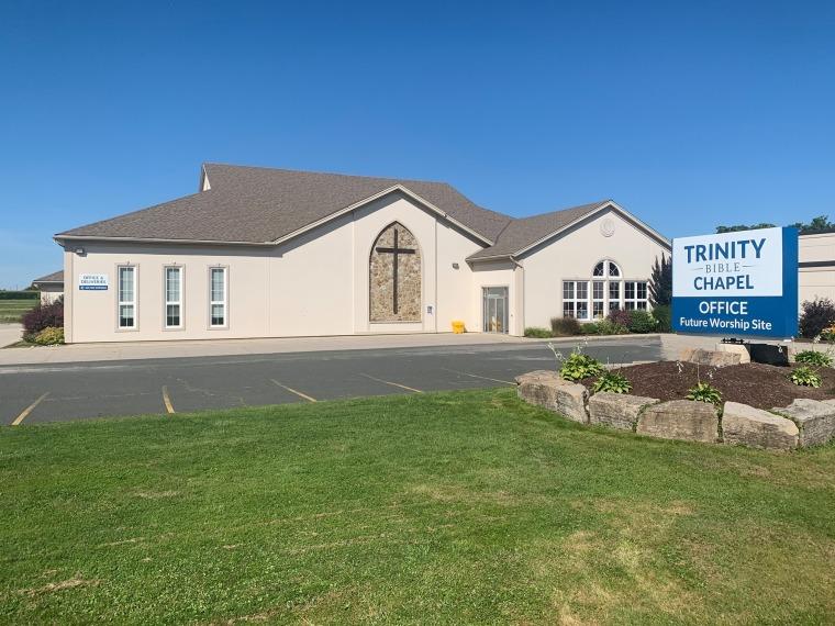 trinity bible chapel canada
