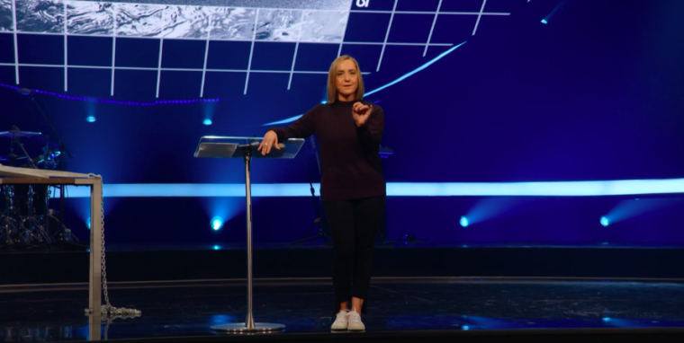 Christine Caine Encourages Young People to Anchor Themselves in Christ in 2021 as Culture 'Drifts Away' from Biblical Truths