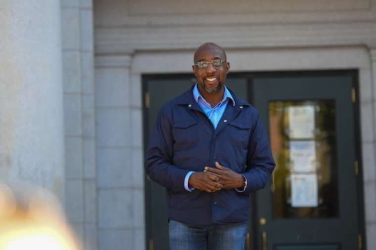 Five Reactions to Pastor Raphael Warnock's Historic Election as Georgia's First Black Senator