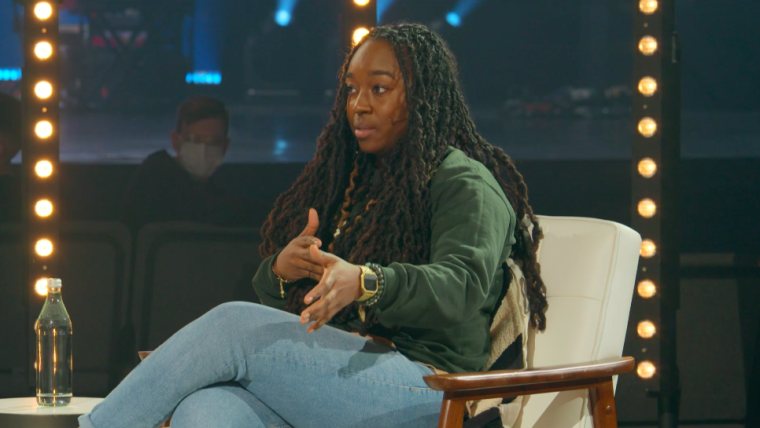At Passion 2021 Conference, Jackie Hill Perry Says Satan is Tempting Christians to 'Judge God in Accordance With How We Feel' Instead of What is Revealed Through Scripture