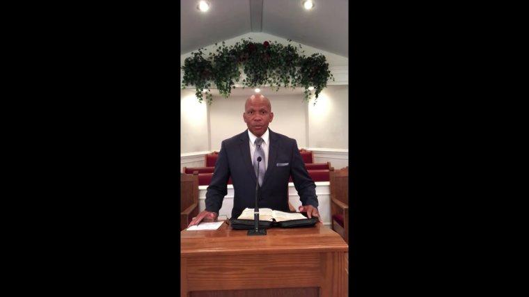 Pastor Tim Pearson