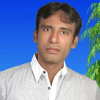 Nadeem Samson, a Pakistani Christian imprisoned for blasphemy