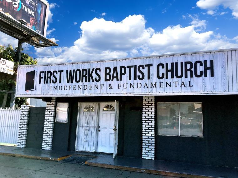 First Works Baptist