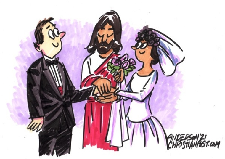 You Can't Do Marriage Without Jesus!