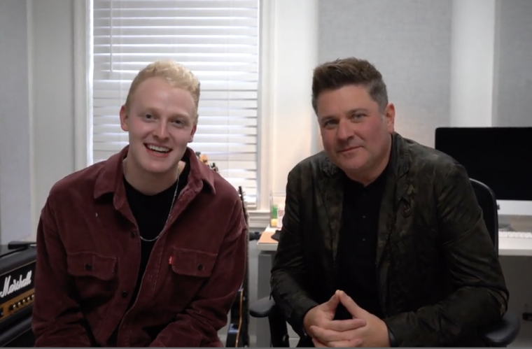 "Liberty University Student Matthew Gates Wins Rascal Flatts' Music Video Contest for Cade Thompson's Song ""Every Step of the Way"""