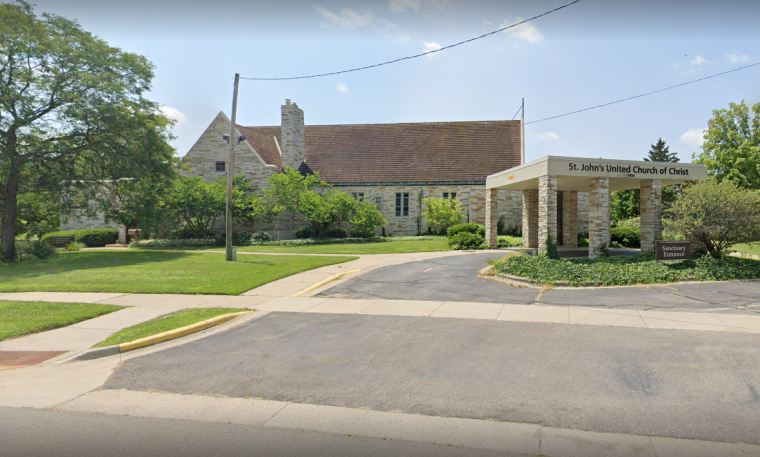 St. John's United Church of Christ in Grand Rapids, Michigan
